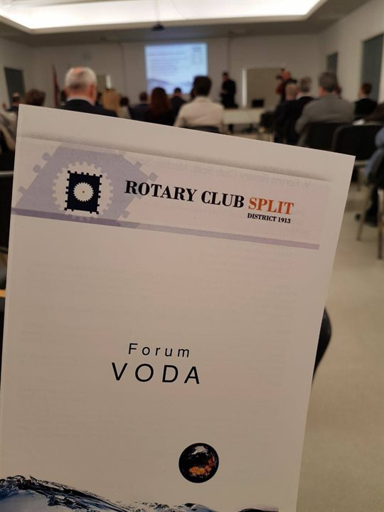 V. Forum Rotary Club Split